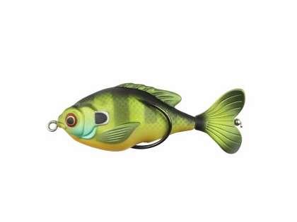 Lunkerhunt SUNPRF Sunfish Prop Fish Lure