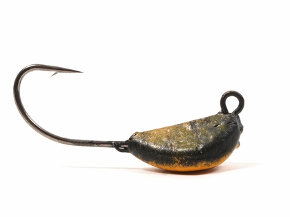MagicTail Game Changer Tog Jig - 1oz - Green Crab