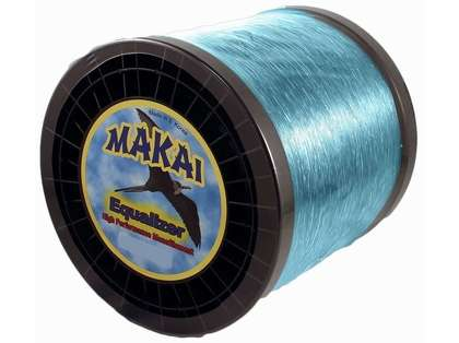 Makai Equalizer Mono 5lb Spool - Smoke Blue 200/1.40mm/1450yds