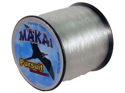 Makai Pursuit Monofilament Line 1/4lb Spool - Light Blue