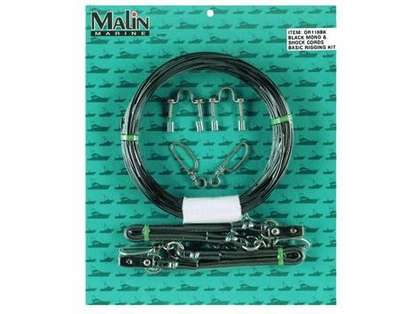 Malin OR118BK Outrigger Rigging Kit