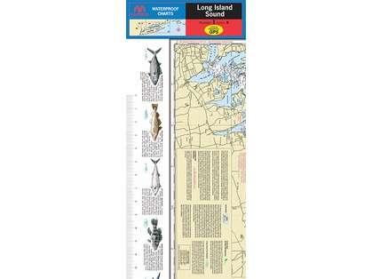 Maptech WPC001 Waterproof Chart - Long Island Sound