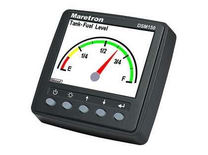 Maretron DSM150-02 Multi-Function High Bright Color Display Grey