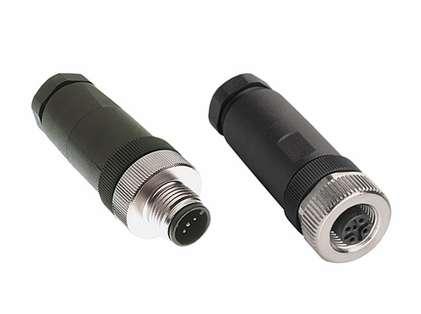 Maretron Field-Attachable Connectors