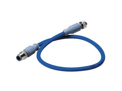 Maretron Mid Double-Ended Cordsets - Blue