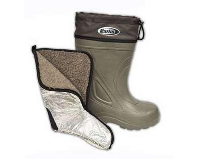 Marlin M1103 Deck Boots Green