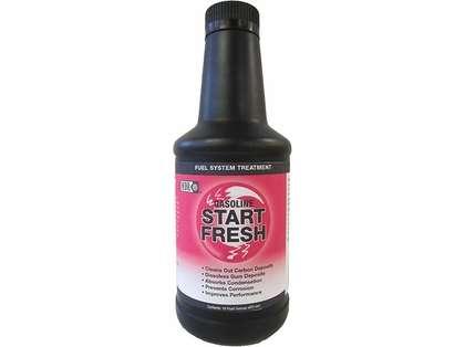 MDR Gasoline Start Fresh