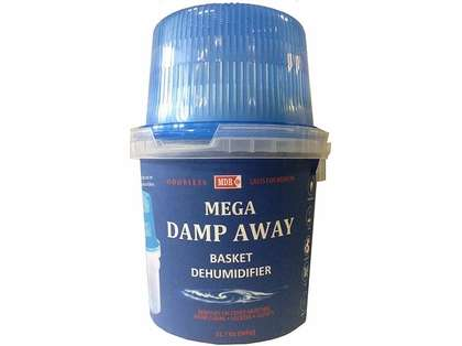 MDR Mega Damp Away Basket Dehumidifier