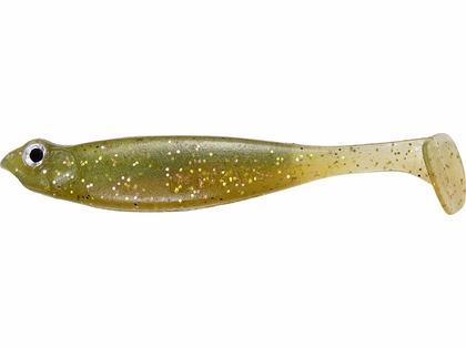 Megabass Hazedong Shad - 3in - Disco Stain