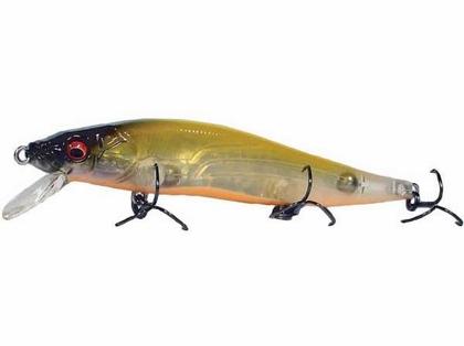 Megabass Vision 110 Silent Riser Abalone Hot Tiger