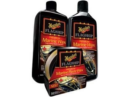 Meguiar's M63 Flagship Premium Marine Wax
