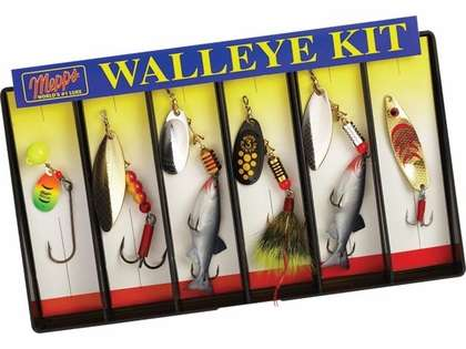 Mepps Walleye Kit K6A