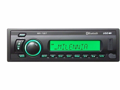 Milennia AM/FM/USB/BT Stereo