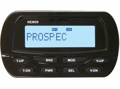 Milennia Wired Remote f/ INF-PRV250, INF-MR180 & JBL MBB-2020
