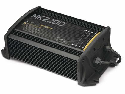 Minn Kota 1822205 MK-220D 2 Bank x 10 Amps