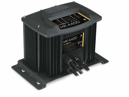 Minn Kota 1824405 MK-440D 4 Bank x 10 Amps