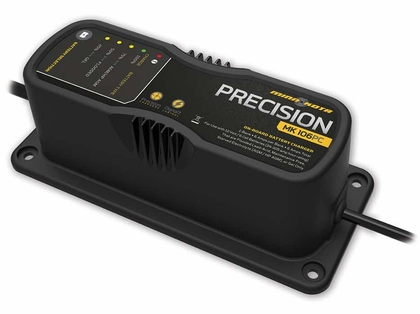 Minn Kota 1831060 MK106PC 1 Bank x 6 Amp Precision Charger