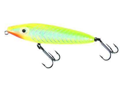 MirrOlure C85MR-CHSB C-Eye Pro Dog Jr. Surface Walker Lure