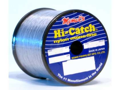 Momoi Hi-Catch 40Lb 1Lb Spool Smoke Blue