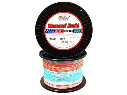 Diamond Braid Verifier 300yds
