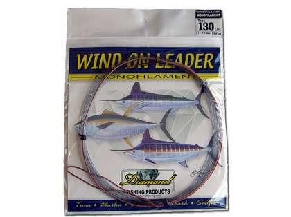 Momoi Diamond Monofilament Wind On Leader