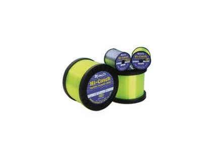Momoi Hi-Catch Monofilament 80Lb 2Lb Spool Smoke Blue