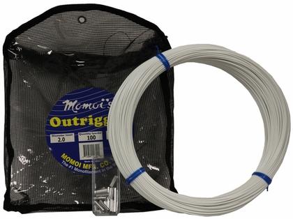 Momoi UV Resistant Outrigger Monofilament Kits