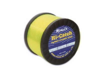 Momoi Hi-Catch 100Lb 5Lb Spool Fl Yellow
