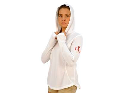 Montauk Tackle Company Womens Performance Hoodie Shirts