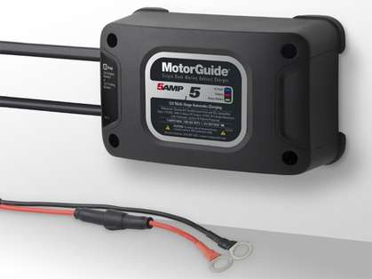 MotorGuide 105 Single Bank 5 Amp Battery Charger