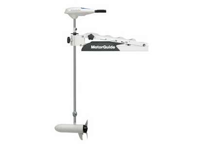 MotorGuide SW109HB60 Hand Bow Mount Saltwater Trolling Motors