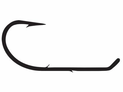 Mustad 3400-BN O'Shaughnessy Hook
