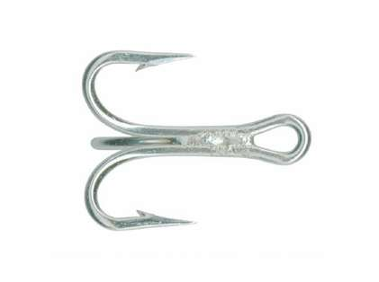 Mustad 9430-DS Treble 5X Strong DuraSteel 1 Hook
