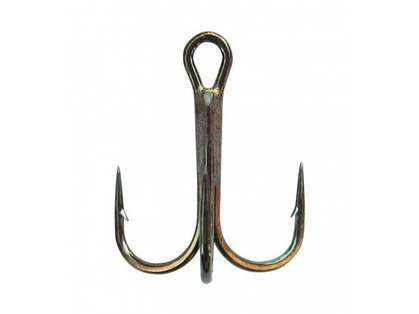 Mustad TR78NP-BN KVD Elite Round Bend 1X Strong Hook