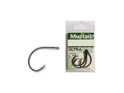Mustad 39951BLN Ultrapoint Demon Circle Hooks
