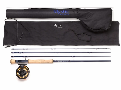 Mystic Outdoors Inception Fly Rod And Reel Combos Tackledirect