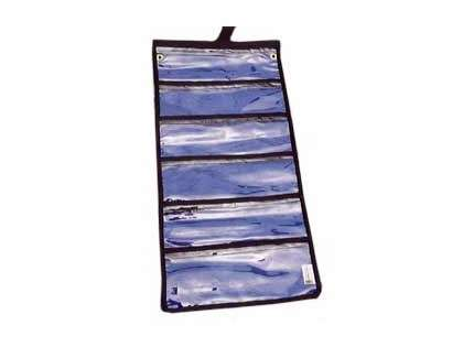Nantucket Bound M8PROLL Medium 8 Pocket Roll-Up Lure Bags