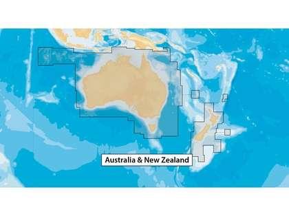 Navionics+ MSD/PLN50XG/ROW Australia & New Zealand - microSD