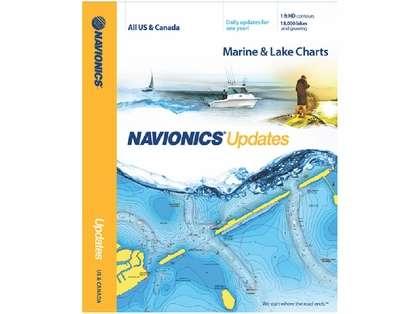 Navionics Update Cards - US & Canada