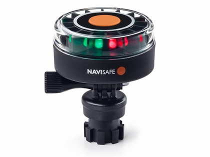Navisafe Navilight 2NM w/ Navimount Base - Tricolor