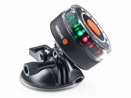 Navisafe Navilight 360 Deg 2NM Portable Multi Nav/MOB Light - Tricolor