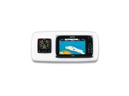 NavPod GP1040-11 SystemPod f/ 9.5'' Guard - Cut f/ 8008/8208 + 3.6in