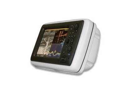 NavPod GP2054 SailPod for 12'' Guard - Pre-Cut for 5008/5208