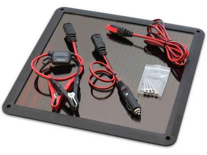 NOCO Battery Life+ Solar Battery Charger & Maintainer
