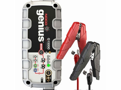 NOCO G15000 Genius 15 Amp 12V/24V UltraSafe Battery Charger
