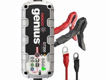 NOCO G7200 Genius 7.2 Amp 12V/24V UltraSafe Battery Charger