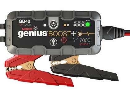 NOCO GB40 Genius Boost+ Jump Starter - 1000A