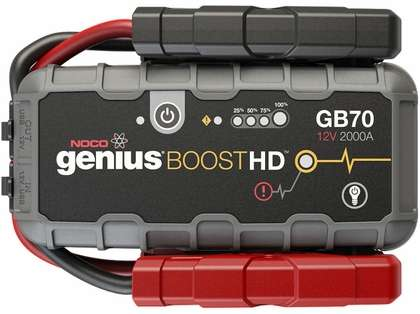 NOCO GB70 Genius Boost HD Jump Starter - 2000A