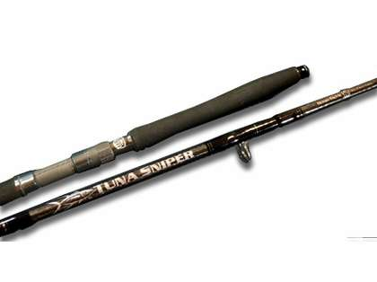 Ocean Tackle International OTI-3108-76XXH Tuna Sniper Popping Rod