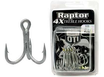 Ocean Tackle International Raptor 4X Treble Hooks